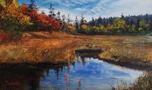 栂池高原の秋