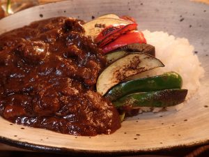 ココンの炙り野菜カレー